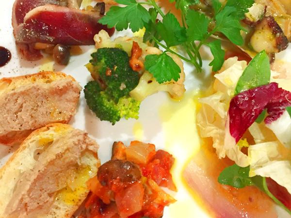 馬車道の当店が記念日におすすめする料理イメージ画像 特別な記念日にイタリアンを!馬車道でイタリアンを食べるなら予約も可能な【Osteria Austro】